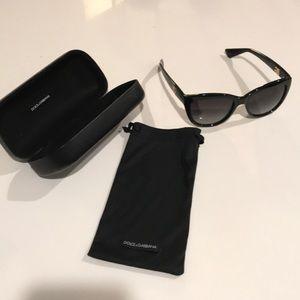 Accessories - Dolce&Gabbana Black Sunglasses